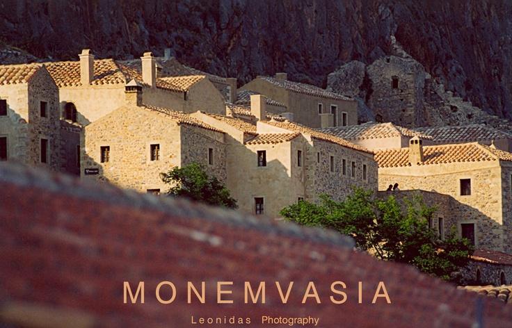 Monemvasia -GREECE