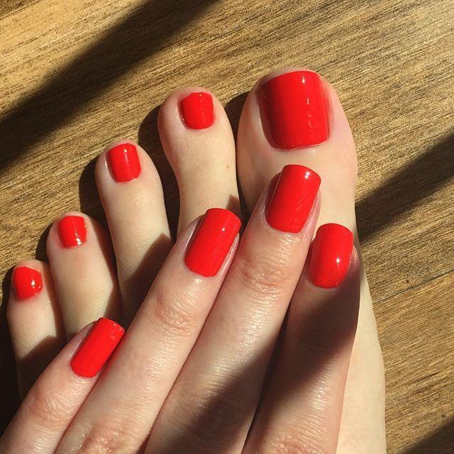 Best 25+ Red nail polish ideas on Pinterest | Burgundy ...