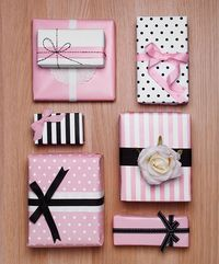 Add some fancy to your presents with our gift wrapping ideas.