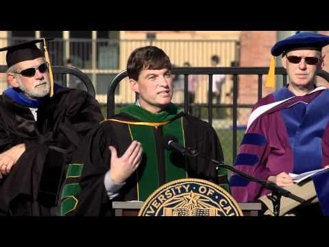 "In Honor Of ""The Big Short"", Here Is Michael Burry's Historic Commencement Speech 