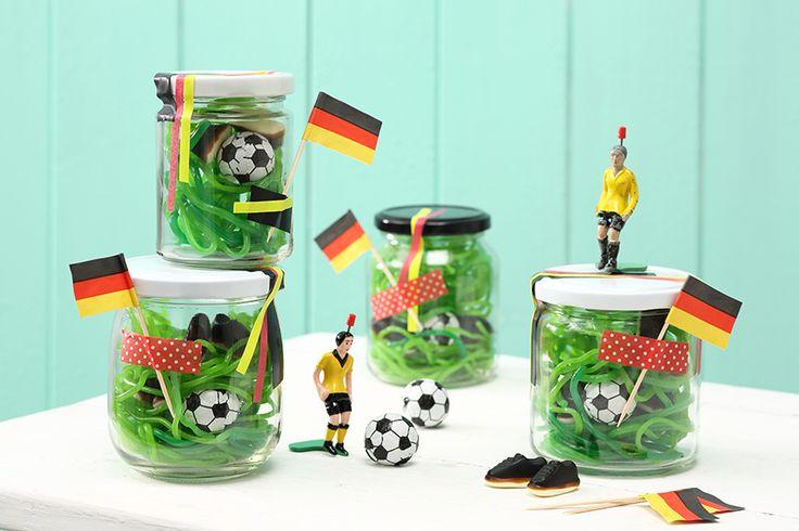 Dieser Snack ist der Hit auf der Fußball Party! Auch perfekt für die EM und WM Abende. • Umsetzung & Foto: Thordis Rüggeberg
