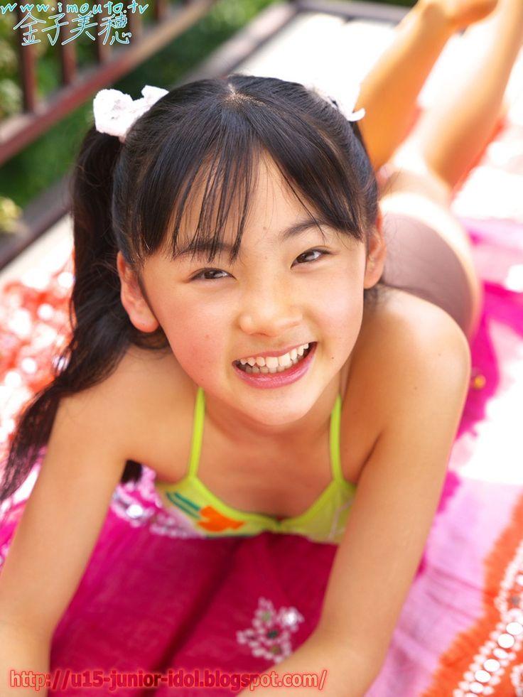 Miho Kaneko | Japanese Junior Idols Rei Kuromiya Real Madrid