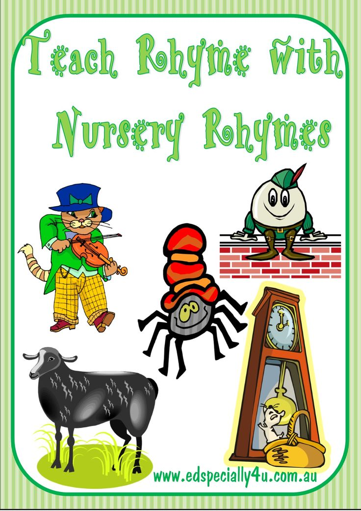 Visit our blog to see how we recommend using ED Specially 4U resources for Nursery Rhymes