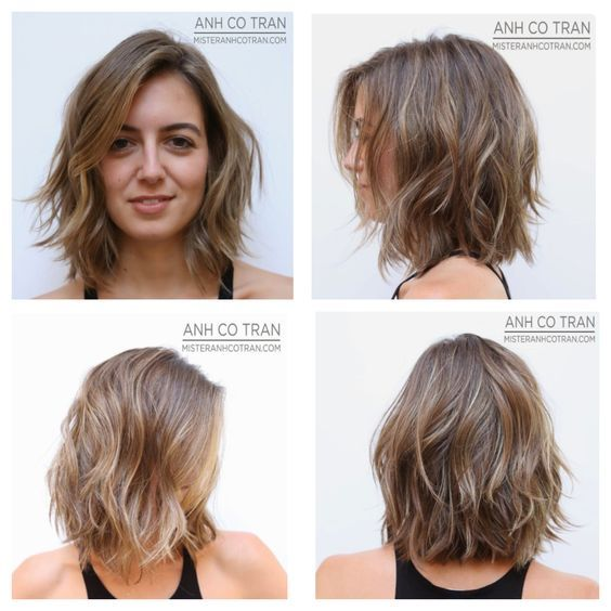 37+ Best Short Layered Hairstyles for Women in 2019