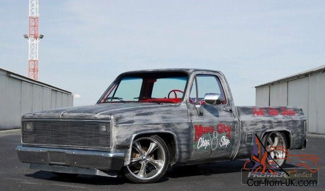 faux patina rat rod - Google Search | C10 chevy truck ...