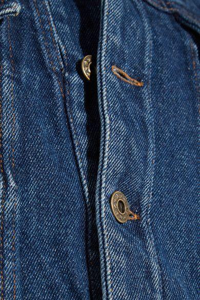 Y/PROJECT - Layered Denim Jacket - Dark denim - FR48