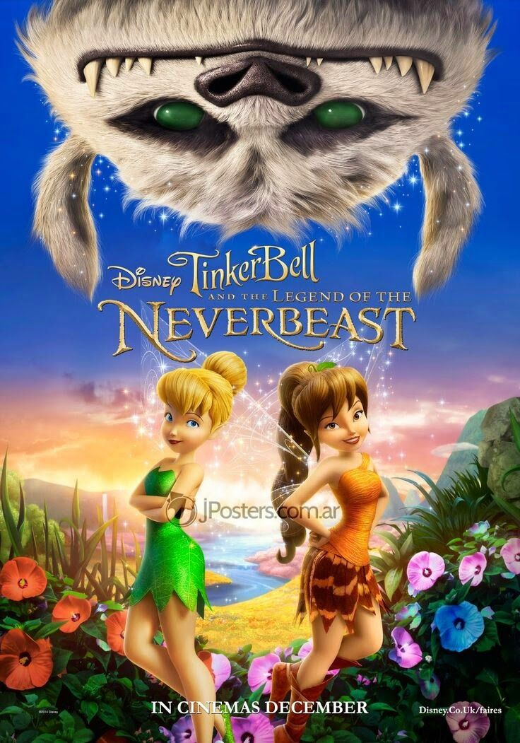 when is the new tinkerbell movie coming out uk