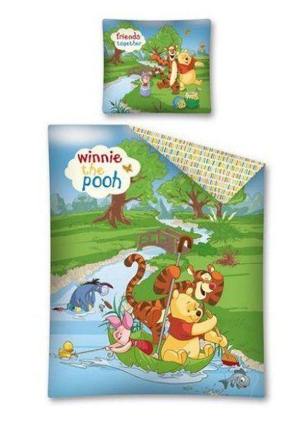 (38) Disney Housse de couette Winnie The Pooh