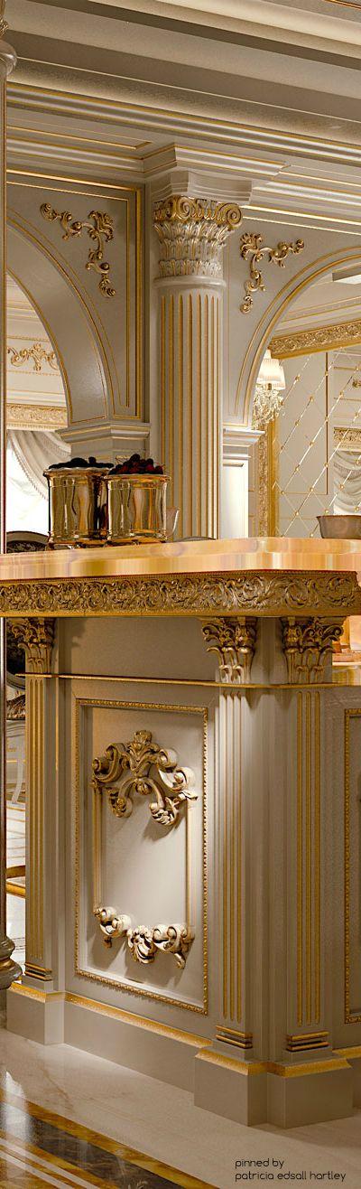~ [Eng] Ivory Kitchen Royal ~ | Patricia Edsall Hartley | modenesegastone.com