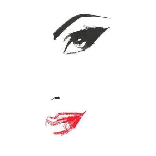 #rysunek #drawing #twarz #face #DavidDownton
