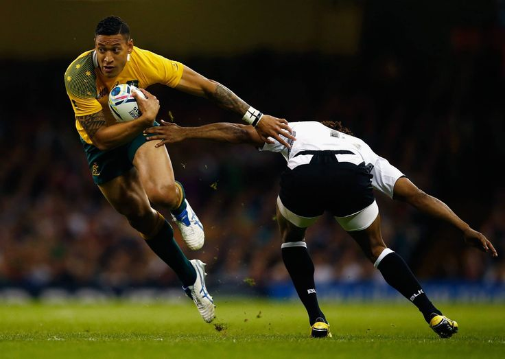 Congrats to the Wallabies who fought their way to a 28-13 win over Fiji in the Rugby World Cup last night! Australia will next face Uruguay on Sunday 27 September.