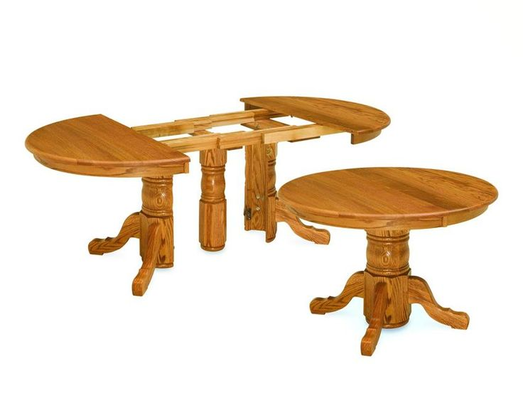 split pedestal dining table kitchen square with leaf small