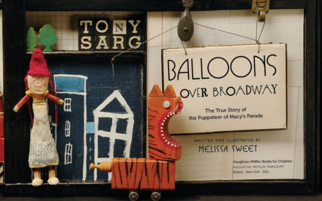 In Balloons Over Broadway, Melissa Sweet introduces readers to Tony Sarg – the puppeteer of Macy's Thanksgiving Day parade. I was thrilled to get the opportunity to ask Melissa Sweet a few question…