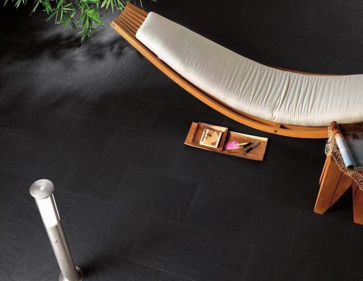 #Keope #Percorsi Style Ardesia Nera 30x30 cm J535 | #Feinsteinzeug #Marmor #30x30 | im Angebot auf #bad39.de 32 Euro/qm | #Fliesen #Keramik #Boden #Badezimmer #Küche #Outdoor