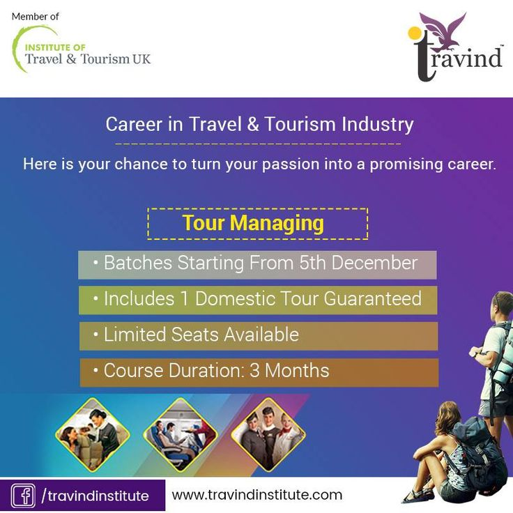 Certificate Course From entrylevel travel agent basics to
