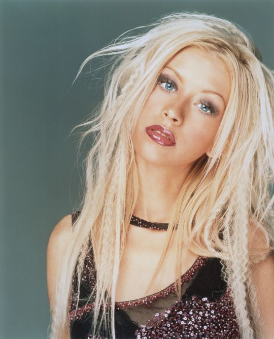 17 Best Images About Christina Aguilera 1999 And 2000s On