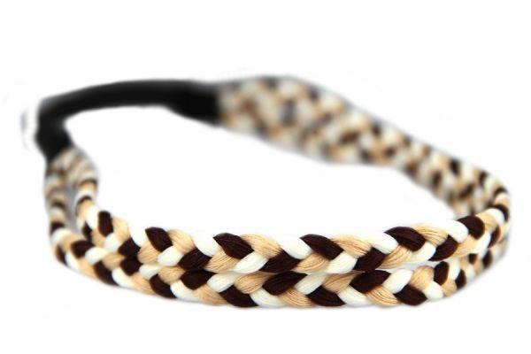 Headband cheveux rétro