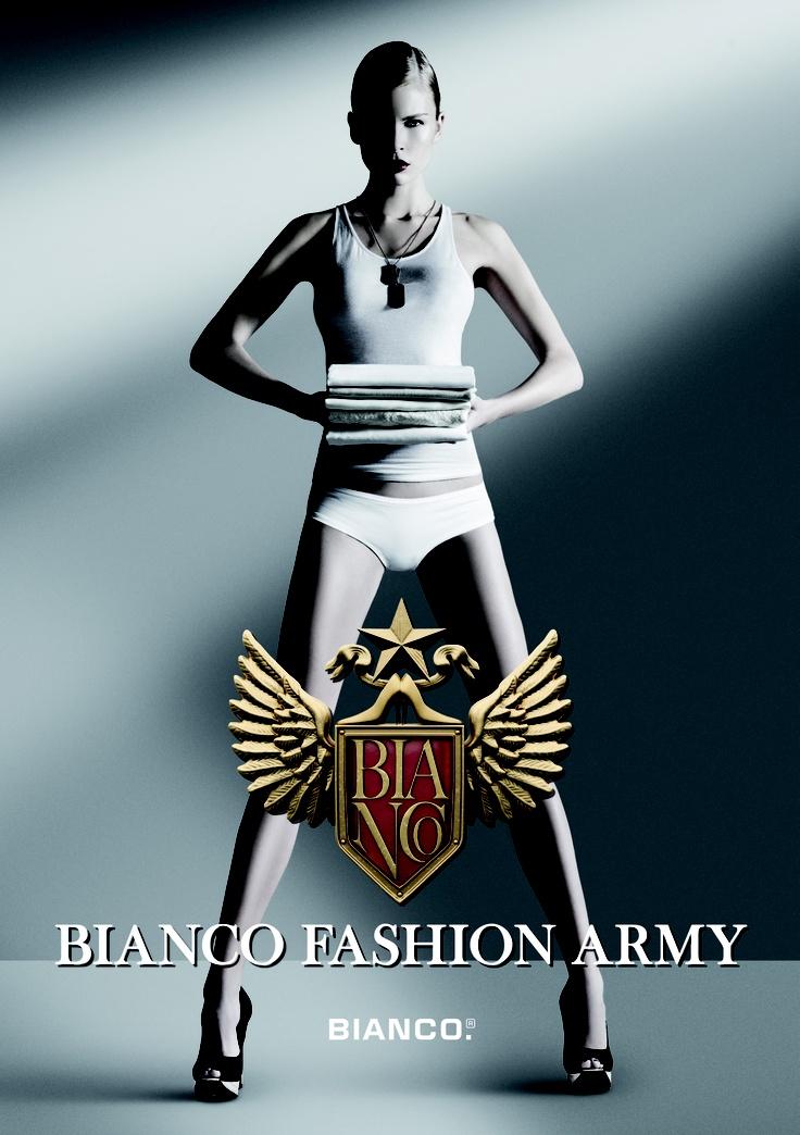Bianco Fashion Army