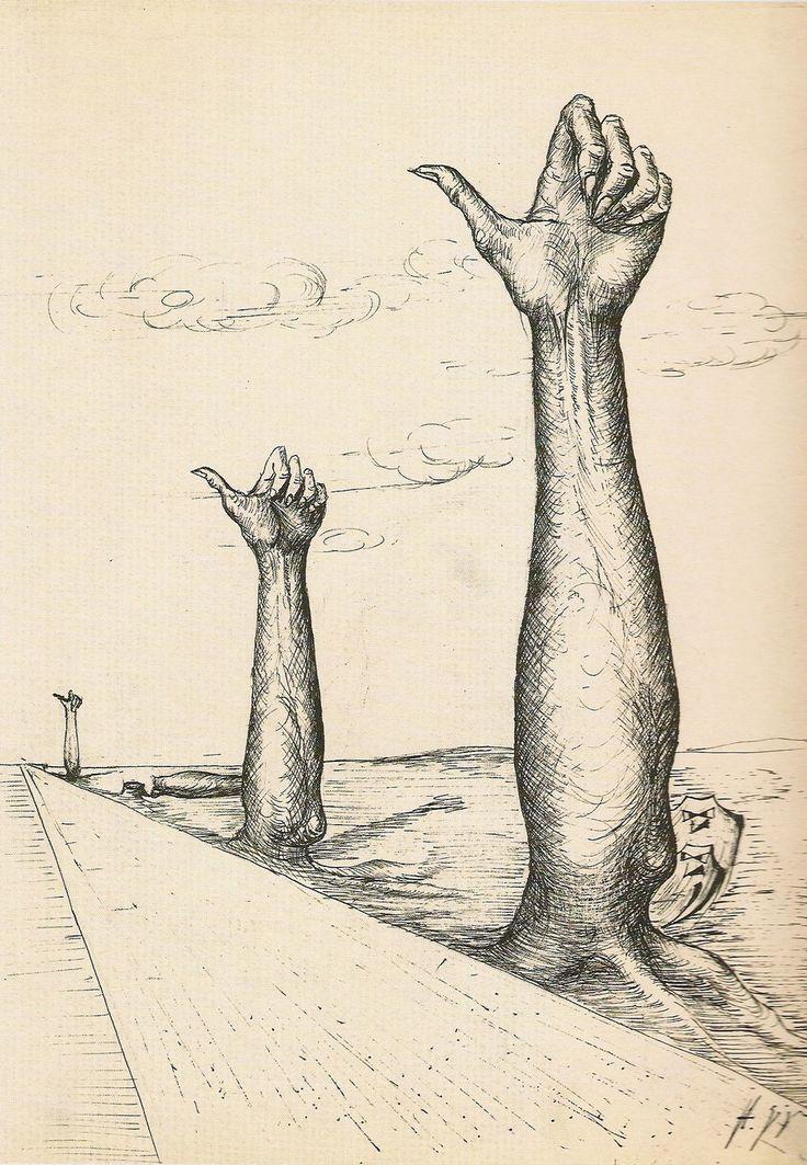 H.R. Giger, Primeras obras