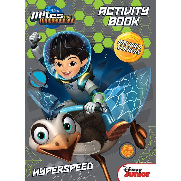Check out Locate Miles Activity Book With Stickers and other party supplies. The most popular party Supplies and Decorations, all available at wholesale prices! from Wholesale Party Supplies