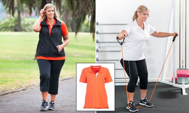 Fitness company launch dedicated plus size workout gear for REAL women