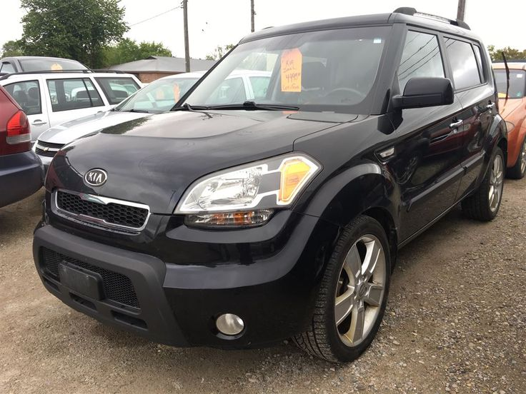 2011 Kia Soul 4u Hatchback