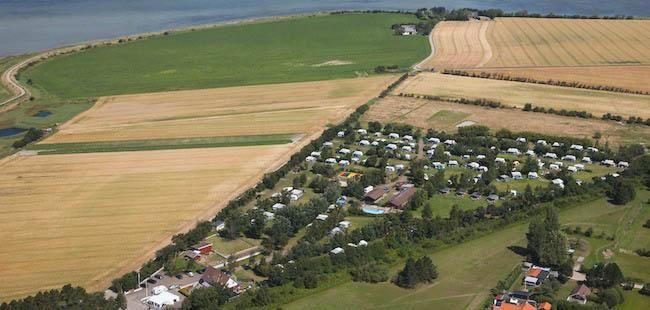 DCU-Camping Albuen Strand - Familievenlig campingplads med mange aktivitetsmuligheder og afslappet atmosfære