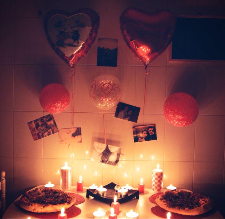 Cena rom ntica de san valent n ideas rom nticas pinterest - Sorpresas romanticas en casa ...