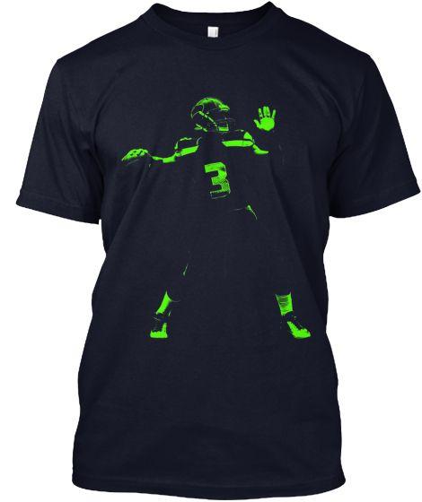 Russell Wilson shirt