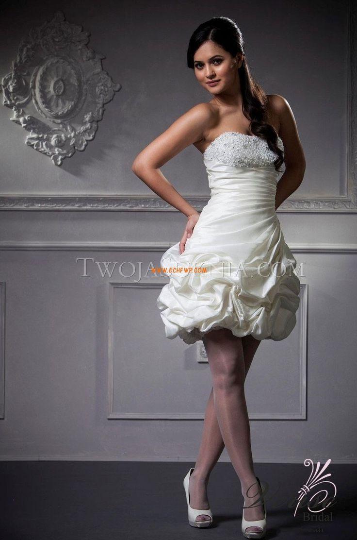 A-vonalú Klasszikus és időtálló Tavasz Menyasszonyi ruhák 2014
