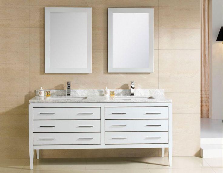 """Bathroom Sinks Edmonton 30 best vanities double sink 47"""" to 69"""" images on pinterest"""