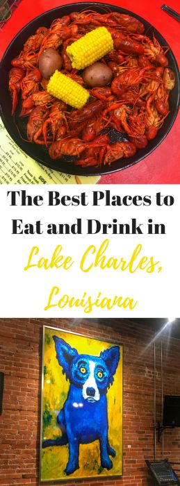The Best Places to Eat and Drink in Lake Charles, Louisiana - United States