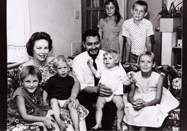 Famous Quotes From The 1950s Family Life. QuotesGram  1950s Family Life