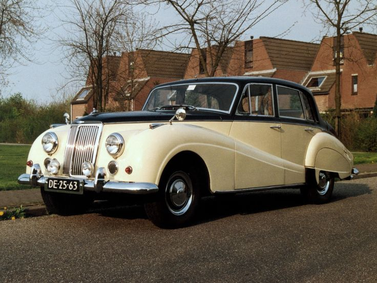 Armstrong Siddeley Star Sapphire Limousine '1958–60