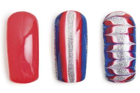 Рисунок на ногтях иголкой схемы для ...