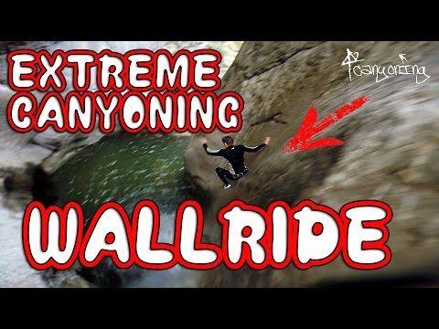 Extreme Canyoning GoPro - WALLRIDE - Swiss Alps - 42Canyoning Edit Saiso...