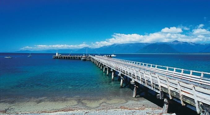 Jacksons Bay, west coast NZ