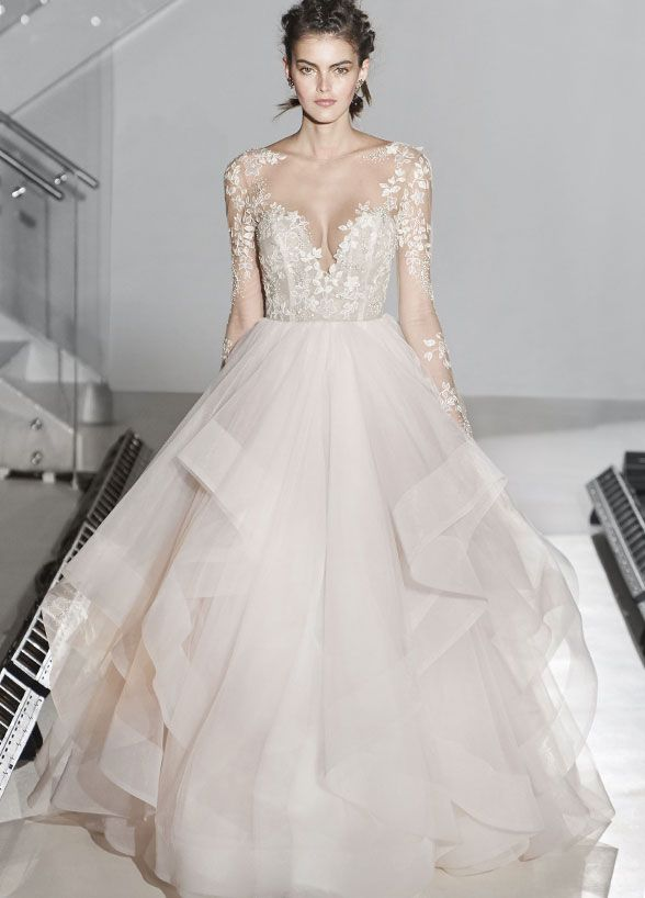 Wedding Dress Trends For Fall 2017 : Best images about prettyyyyyy on wedding