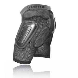 Padded Hip Protector Body Armour Shorts Black, Size Small. $49. Great for protection during stunts.