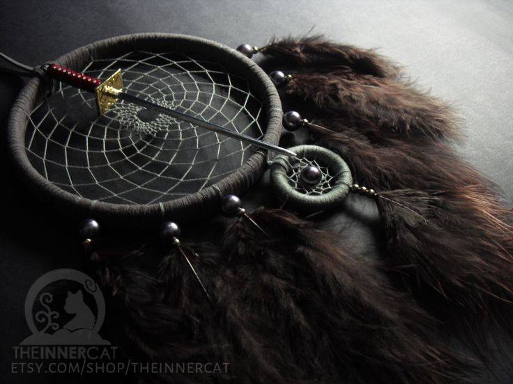 You're Welcome Dream Catcher by TheInnerCat on DeviantArt