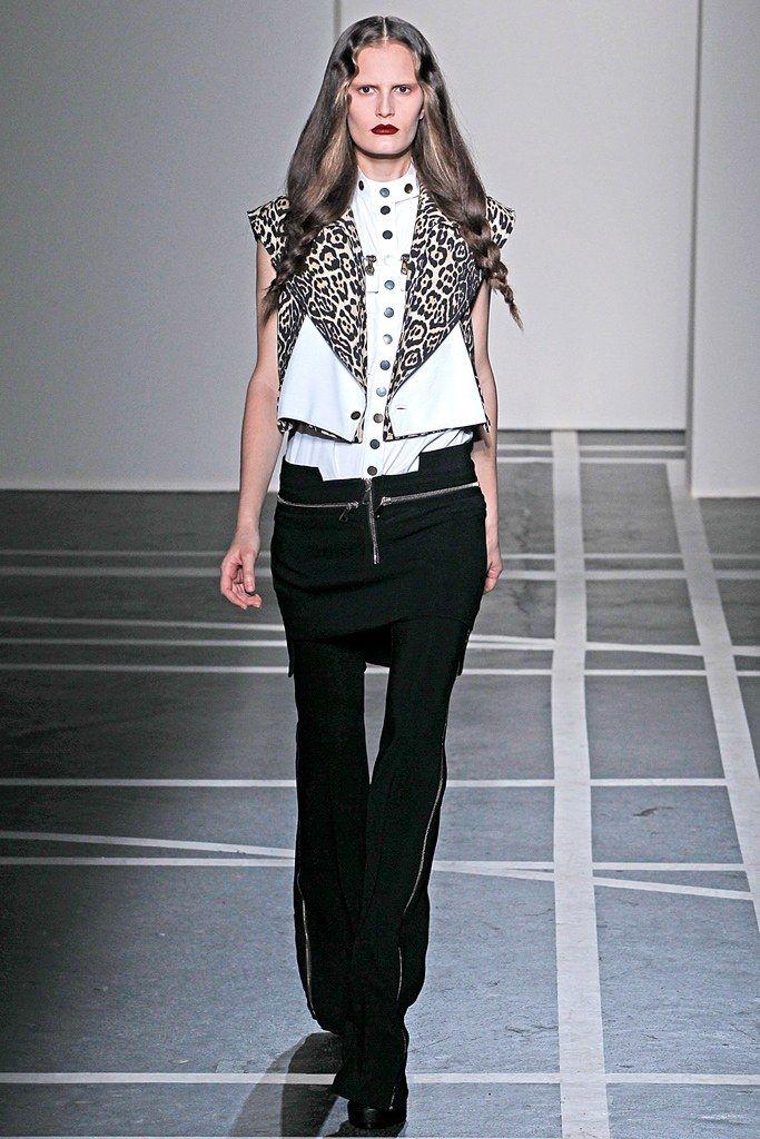 Givenchy Spring 2011 Ready to Wear Collection Photos   Vogue