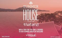 Win a 7-day trip to Thailand for you and 3 friends worth R220000 | Ends 15 October 2014