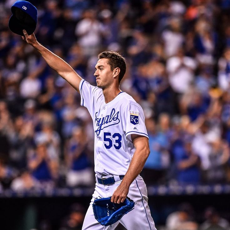 May 30th, 2017 - Eric Skoglund pitched 6 1/3 innings of two-hit ball in his major league debut, helping the Kansas City Royals beat Justin Verlander and the Detroit Tigers 1-0