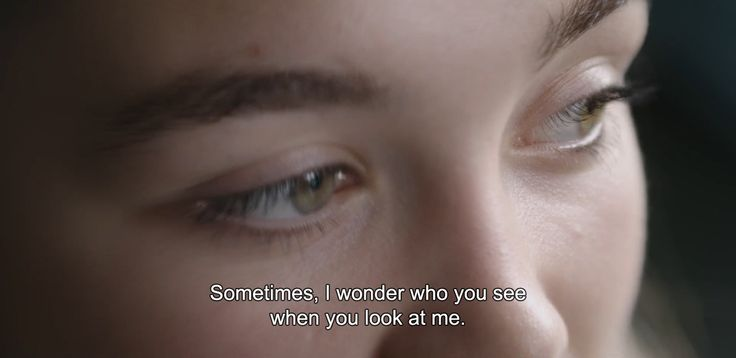 """― The Falling (2014)""""Sometimes, I wonder who you see when you look at me."""""""
