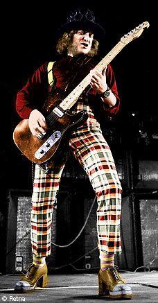 Noddy Holder of Slade '70's