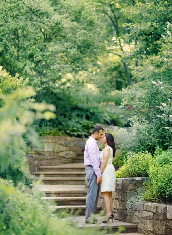 DEPPY AND JAY U2013 BROOKSIDE GARDENS, MD | Blue Palm Photography | Pinterest |  Engagement
