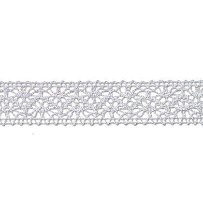 Spetsband av bomull