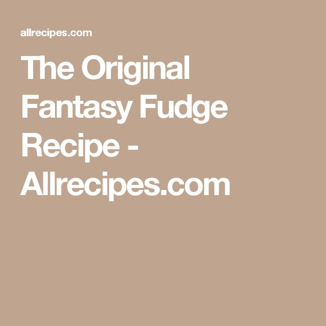 Kraft fudge recipes easy