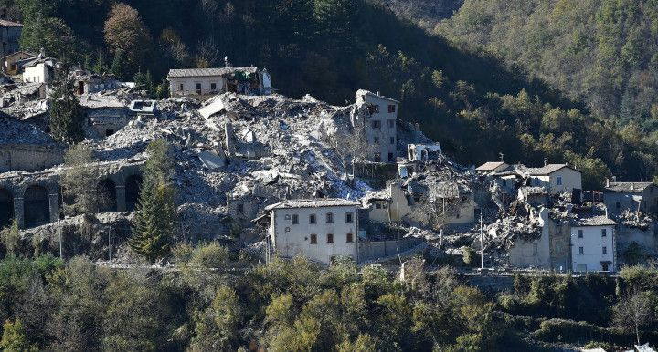 Italy Has Been Rocked Again By Its Strongest Earthquake In Decades - BuzzFeed News