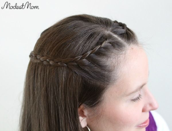 Pulled Back Hair Styles: 25+ Best Ideas About Pull Back Bangs On Pinterest